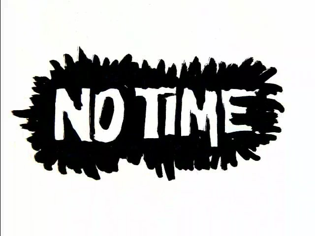 You Have No Time for Me Quotes